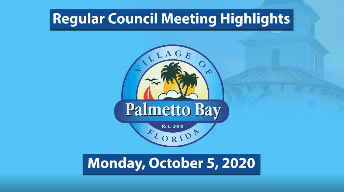 Picture Announcing Podcast for Oct.5, 2020