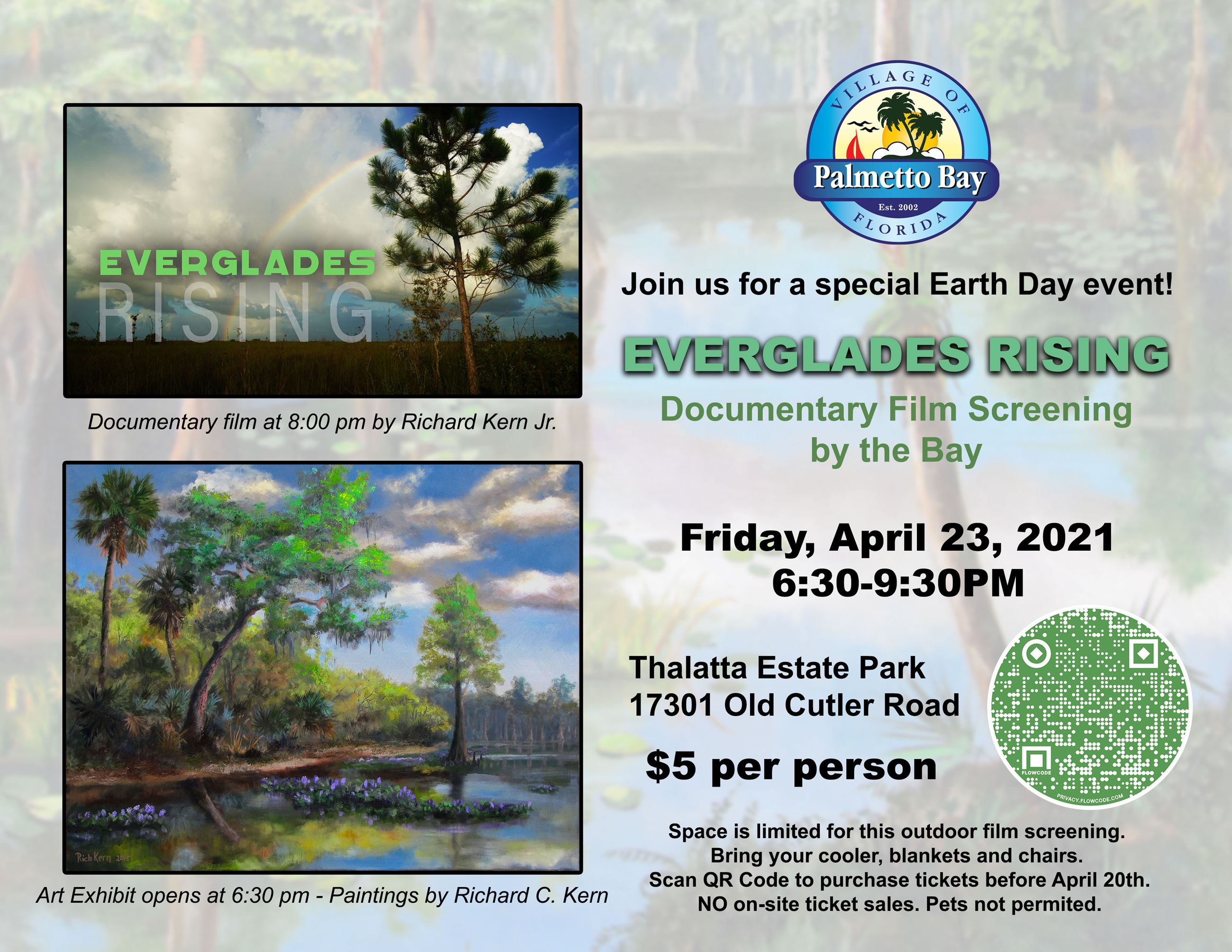 Earth Day Flyer-2021 (Front)