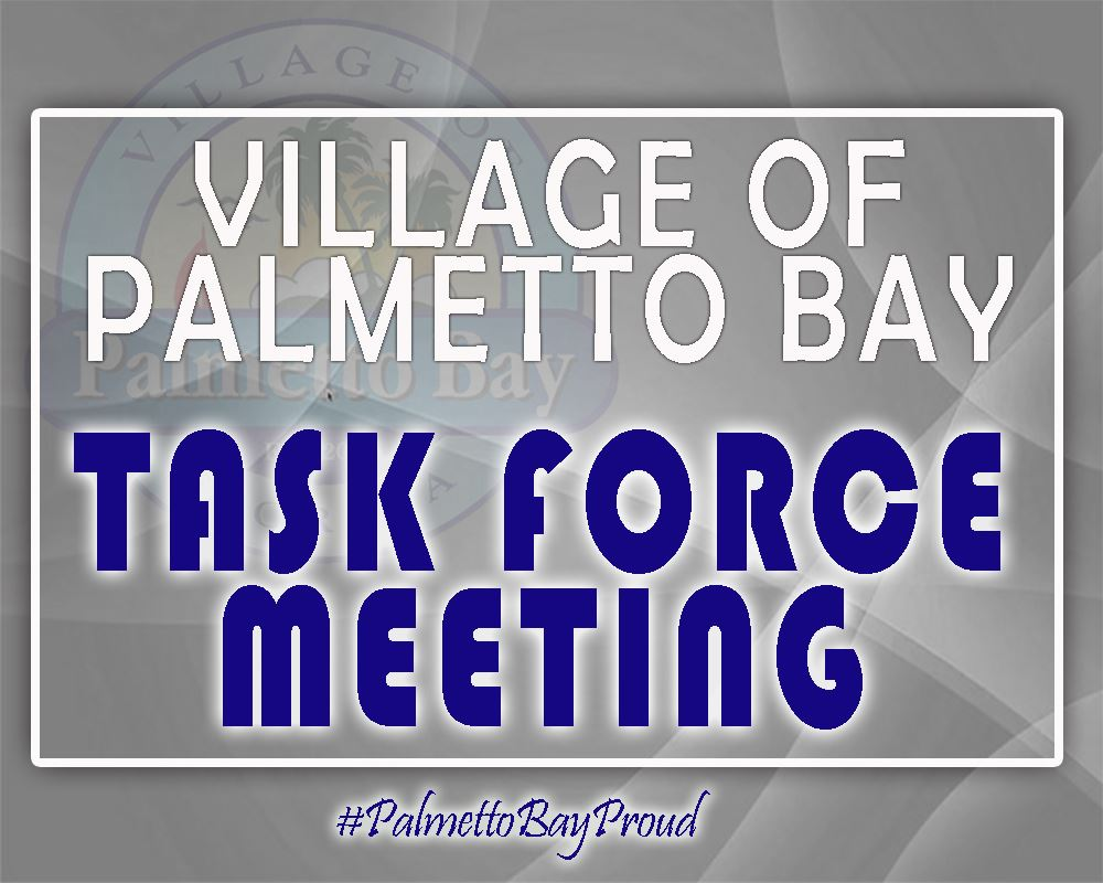 Task Force Meeting