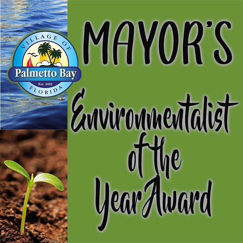 Mayors Environmentalist of the Year Award-Square