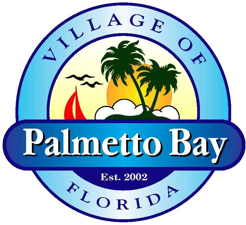 Village of Palmaetto Bay Seal