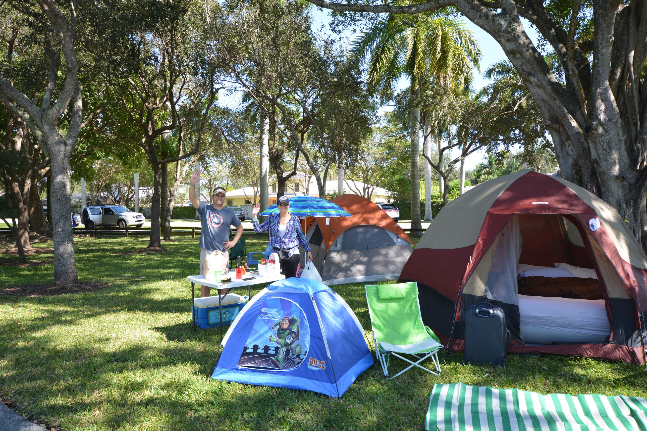 2016 Camping in the Park
