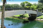 Coral Reef Park - Bridge Over Water